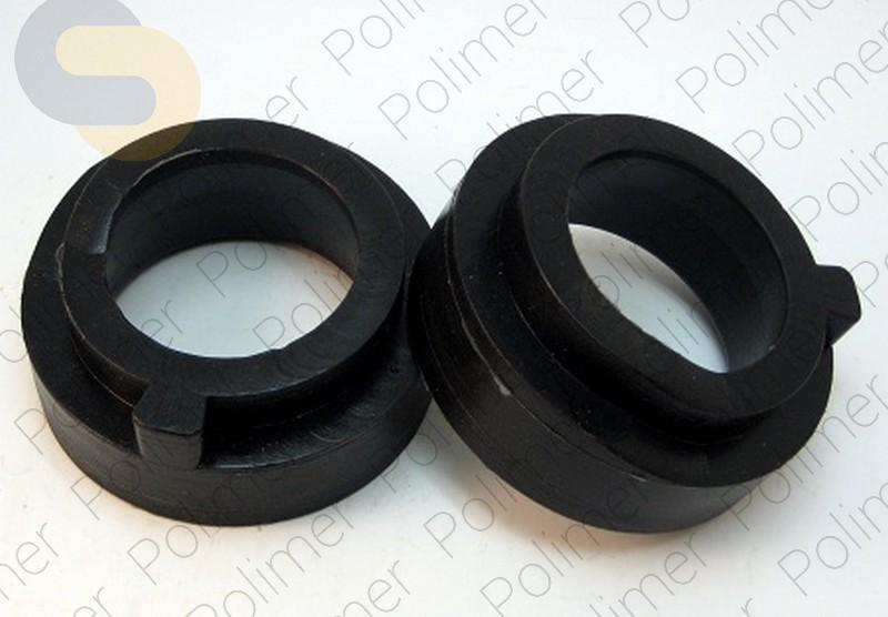 Проставки увеличения клиренса задних пружин KIA - полиуретан + 20 мм
