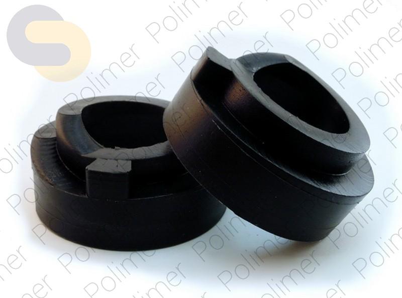 Проставки увеличения клиренса задних пружин увеличенные на 20 мм KIA