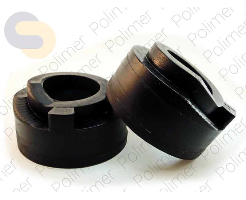 Проставки увеличения клиренса задних пружин увеличенные на 30 мм KIA