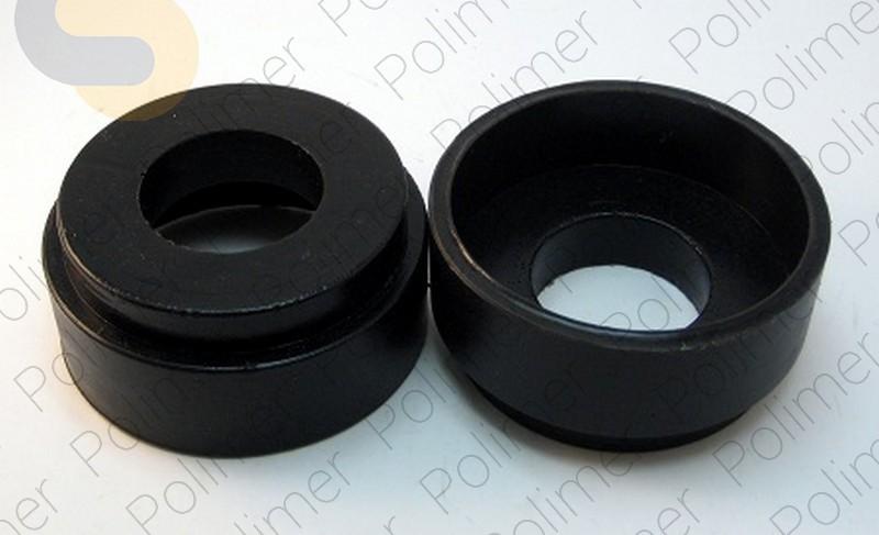 Проставки увеличения клиренса задних пружин увеличенные на 15 мм HYUNDAI