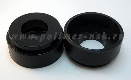 Проставки увеличения клиренса задних пружин увеличенные на 8 мм HYUNDAI