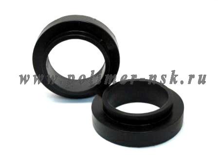 Проставки увеличения клиренса задних пружин HYUNDAI - полиуретан + 20 мм