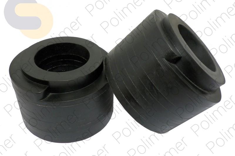 Проставки увеличения клиренса задних пружин SSANGYONG - полиуретан + 70 мм