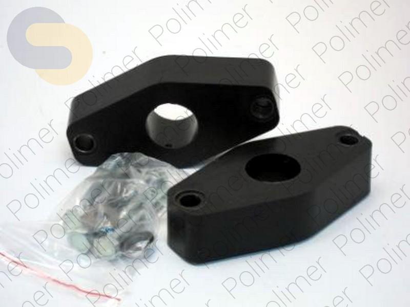 Проставки увеличения клиренса опор задних амортизаторов 30 мм VOLVO