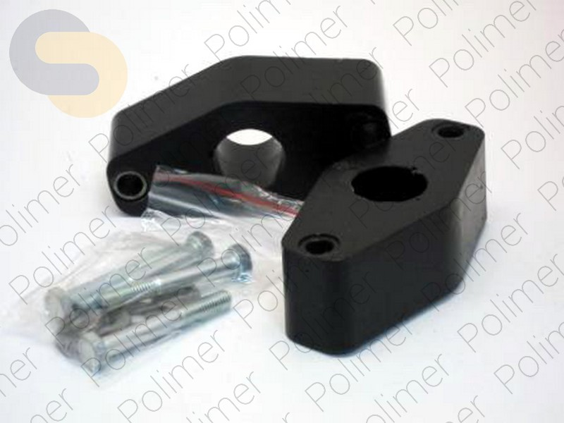 Проставки увеличения клиренса опор задних амортизаторов 40 мм VOLVO