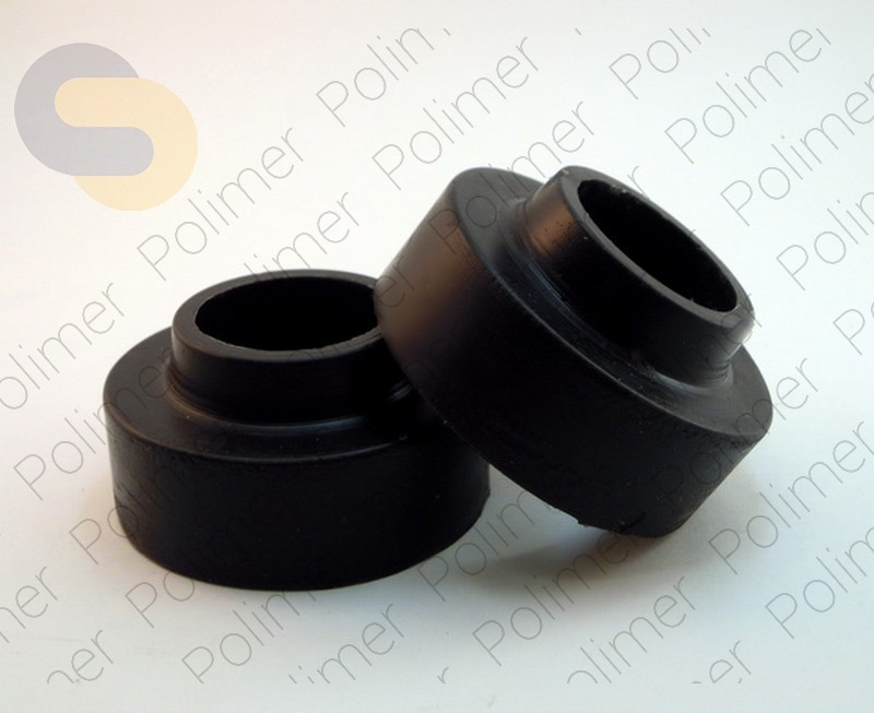 Проставки увеличения клиренса задних пружин увеличенные на 25 мм CHEVROLET