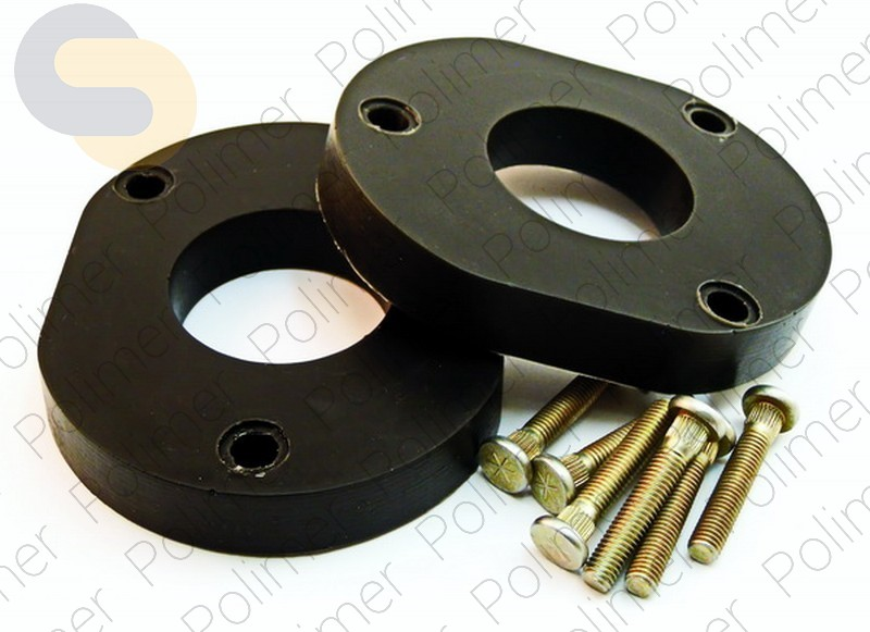 Проставки увеличения клиренса опор передних стоек 20 мм DODGE