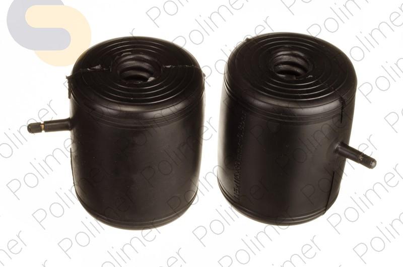 Пневмобаллоны в стойку L (145*115*30) с боковым клапаном