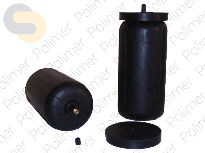 Пневмобаллоны в свободную пружину LI HD (230*110) с нижним клапаном