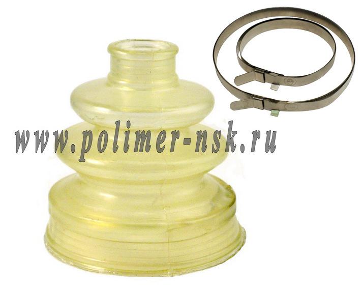 Полиуретановый пыльник шруса наружний 19Х70Х80