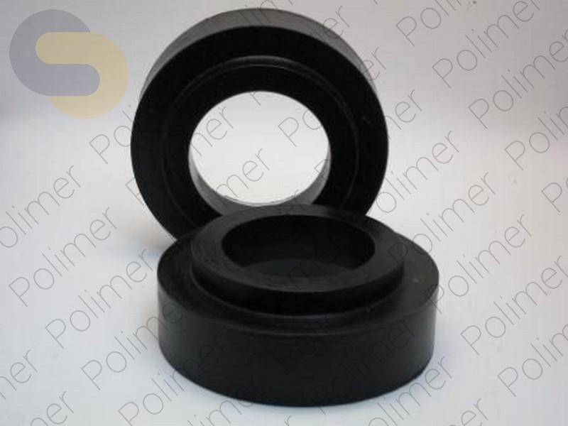 Комплект проставок задних пружин 43 мм