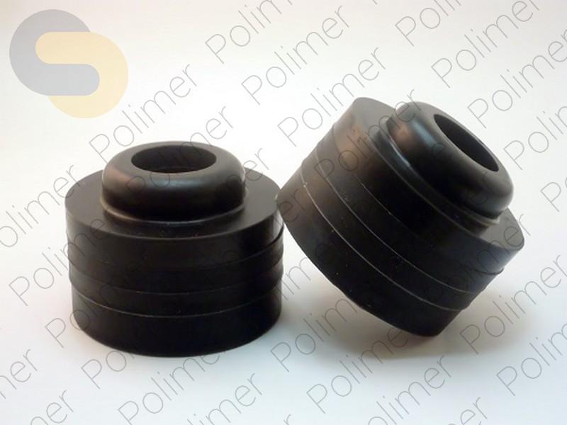 Комплект проставок задних пружин 30 мм