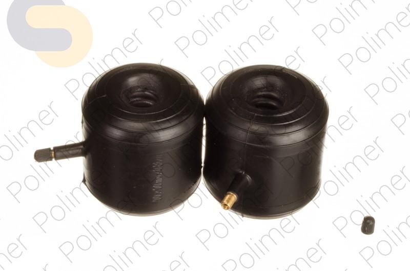 Пневмобаллоны в стойку S (90*90*25) с боковым клапаном
