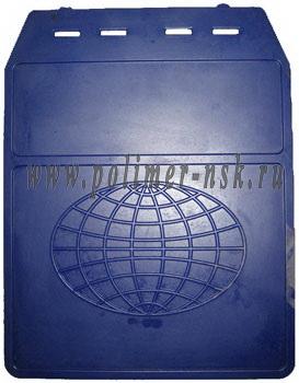 Брызговик универсальный 430х335mm (глобус)