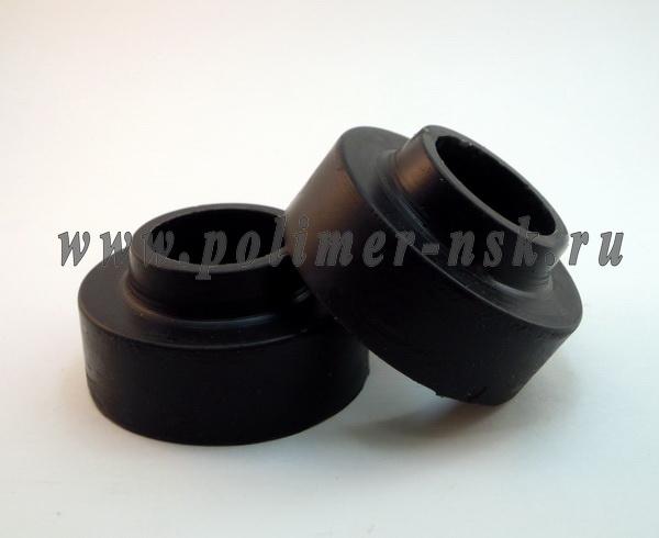 Комплект проставок задних пружин увеличенный на 25 мм