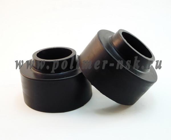 Комплект проставок задних пружин увеличенный на 35 мм